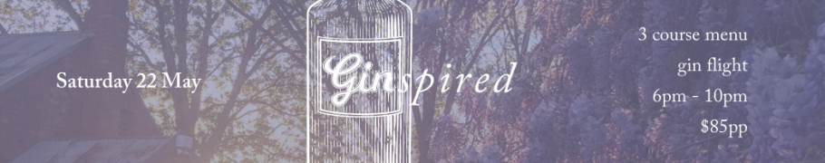 Copy of Ginspired